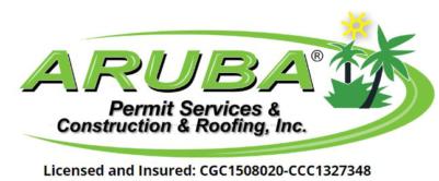 Aruba Permit Services